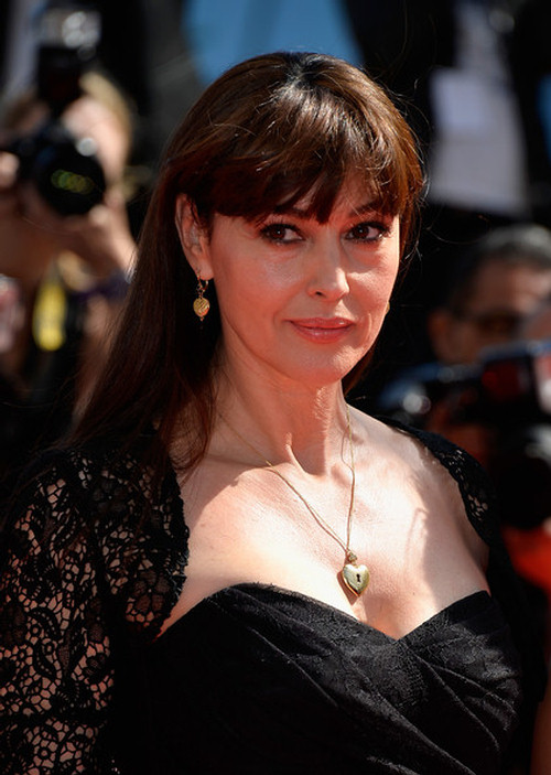 Monica Bellucci most beautiful woman