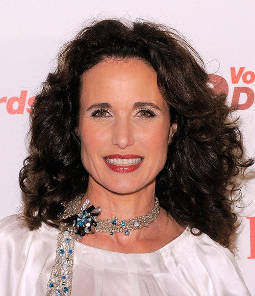 Andie MacDowell youth and beauty secrets