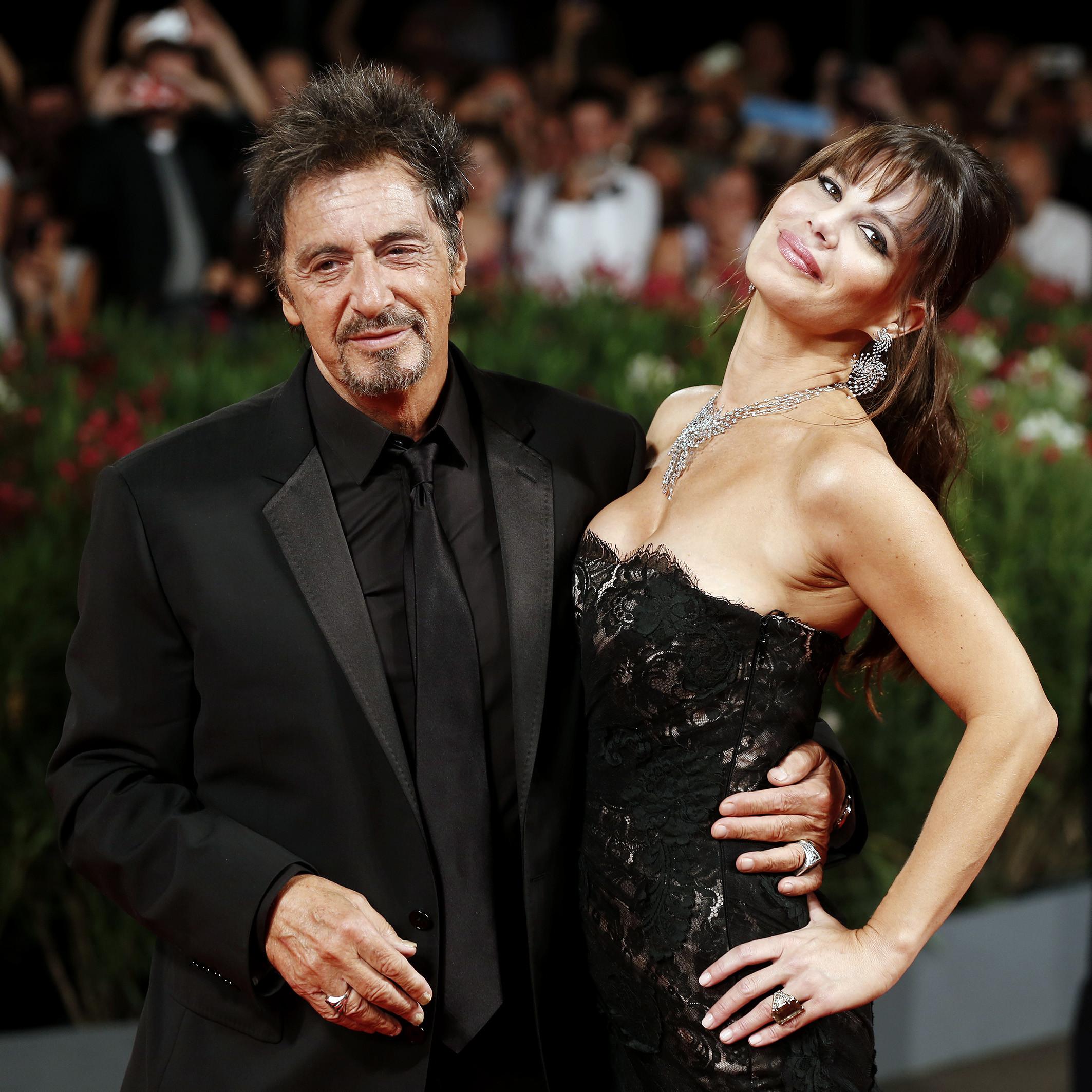 al Pacino Marriages al Pacino And Lucila Sola Al Pacino