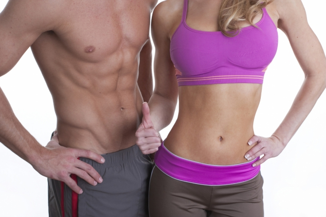 Personal trainer male or female