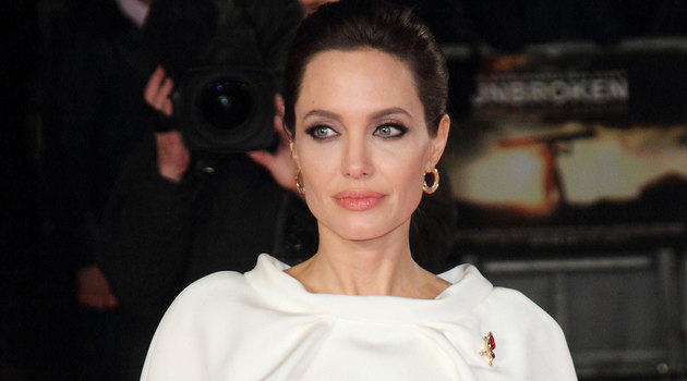 Angelina Jolie removed her ovaries