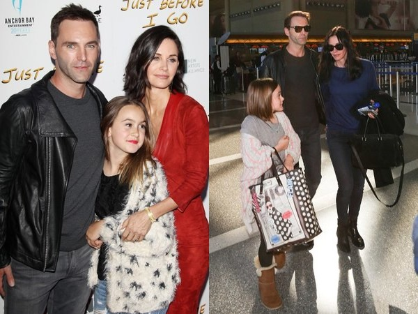 Courteney Cox's 10-year-old daughter Coco Arquette