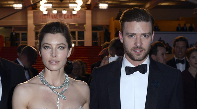 Jessica Biel and Justin Timberlake parents