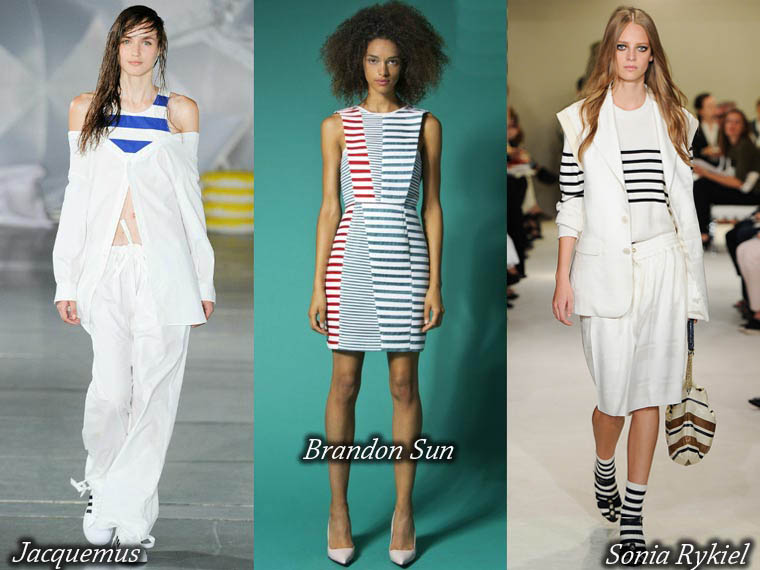 Summer 2015 stripes