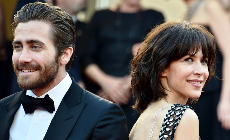 Jake Gyllenhaal and Sophie Marceau