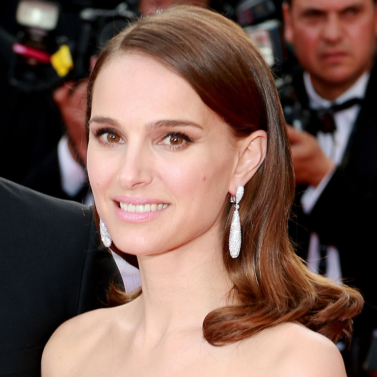 Natalie Portman beauty Cannes 2015