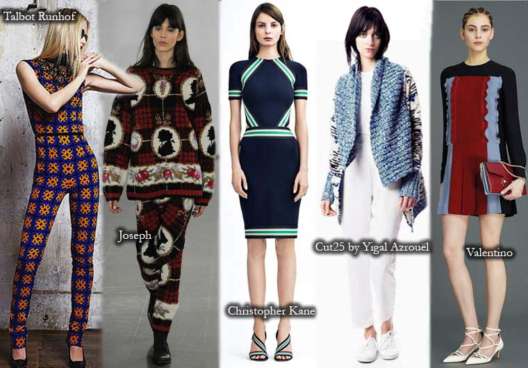 Patchwork a fashion trend of Fall 2015