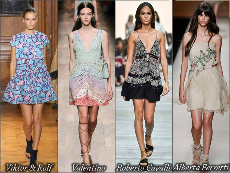 Short Summer 2015 dresses