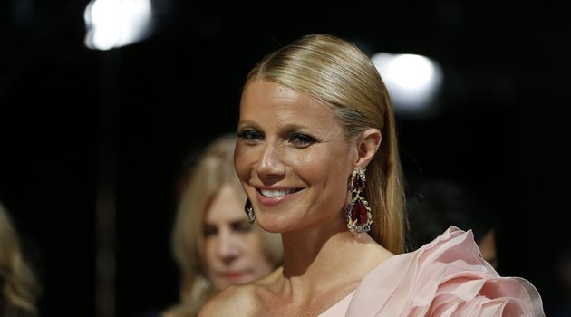 Gwyneth Paltrow organic food delivery service