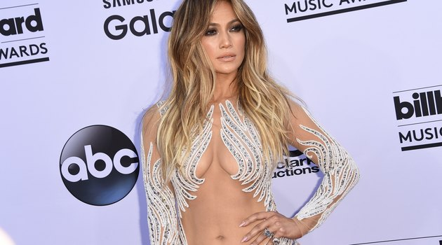 Jennifer Lopez most beautiful body