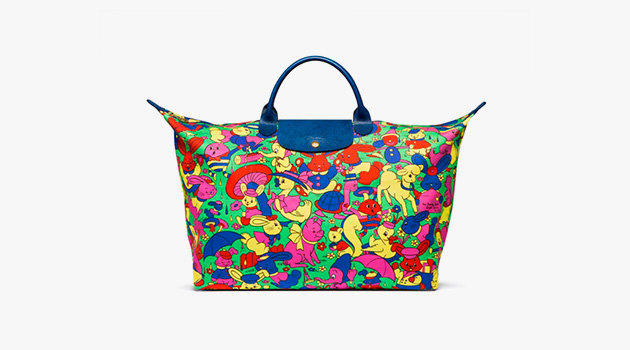 Jeremy Scott Longchamp handbag