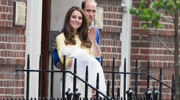 Kate Middleton and Prince William daughter name