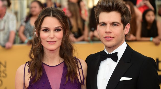 Keira Knightley became mother