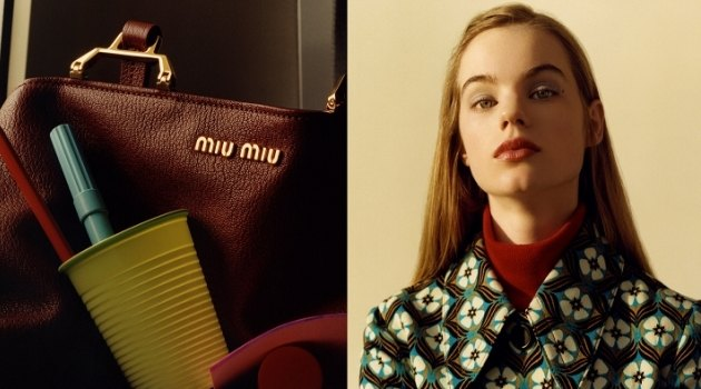Miu Miu new advertising campaign
