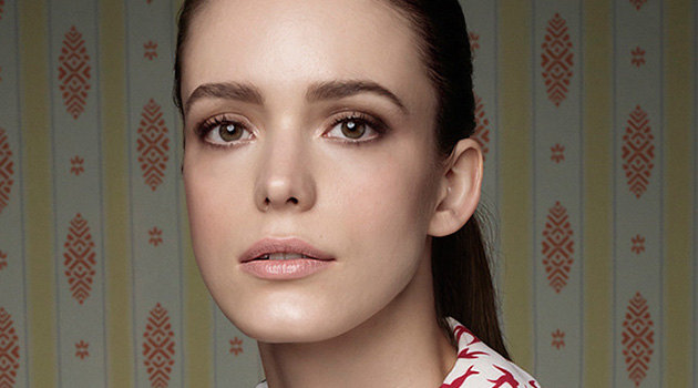 Stacy Martin first Miu Miu fragrance