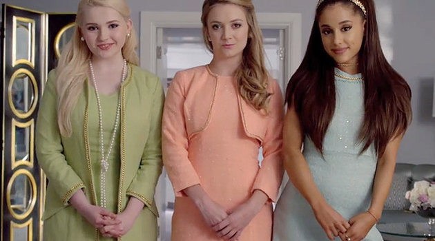 Scream Queens TV series first trailer