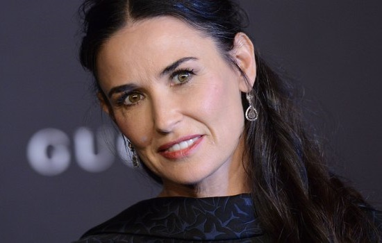 Demi Moore And Her Daughter Look Like Twins On A Recent