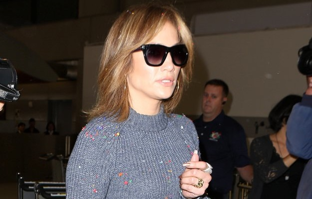 Jennifer Lopez 2015 short haircut