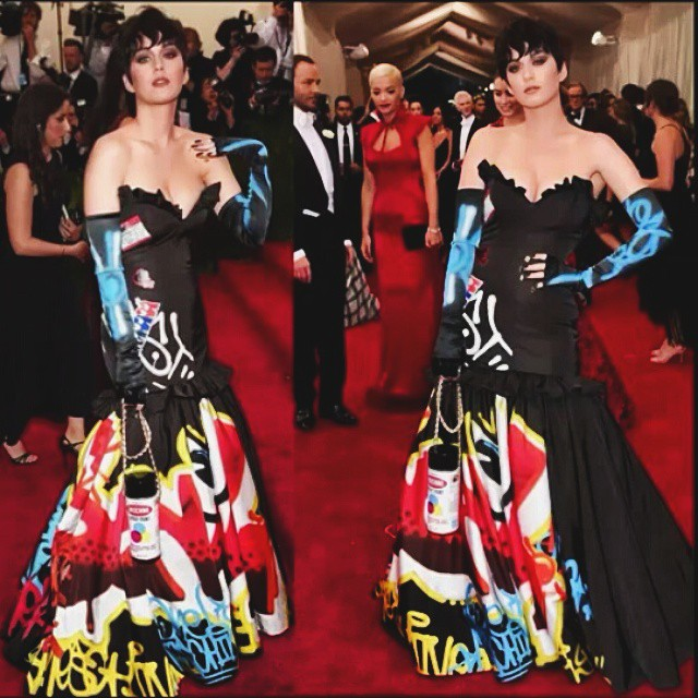 Katy Perry 2015 Costume Institute Gala