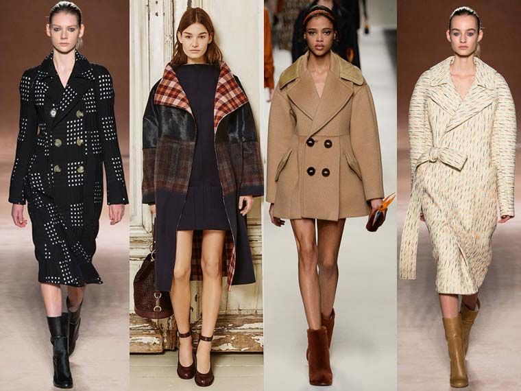 Trendy coats Fall-Winter 2015-2016