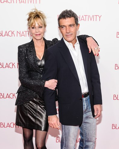 Antonio Banderas and Melanie Griffith officially divorced
