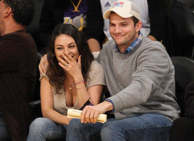 Mila Kunis is pregnant with twins