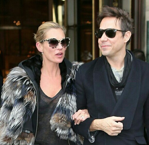 Kate Moss and Jamie Hince close to a divorce