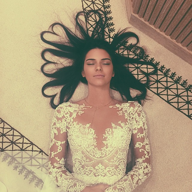 Kendall Jenner most popular photo
