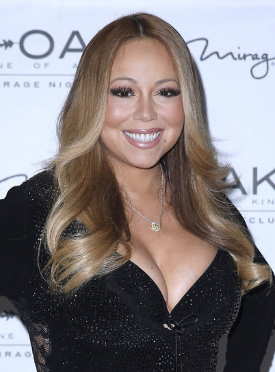 Mariah Carey half a million dollars necklace