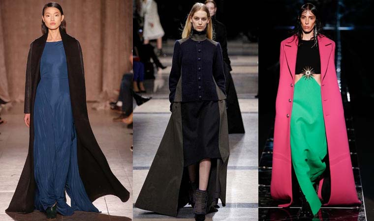 Long coats for women Fall-Winter 2015-2016