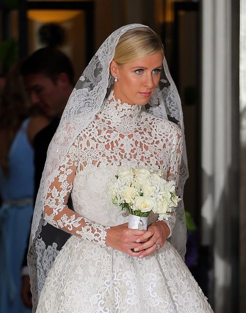 Nicky Hilton got married