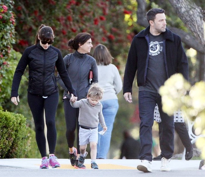 Ben Affleck and Jennifer Garner made the difficult decision to divorce