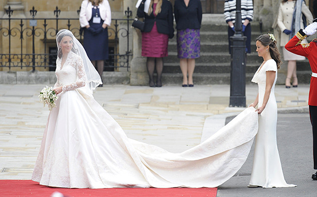 Celebrity gowns Kate Middleton
