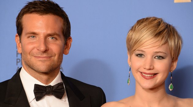 Bradley Cooper and Jennifer Lawrence Joy