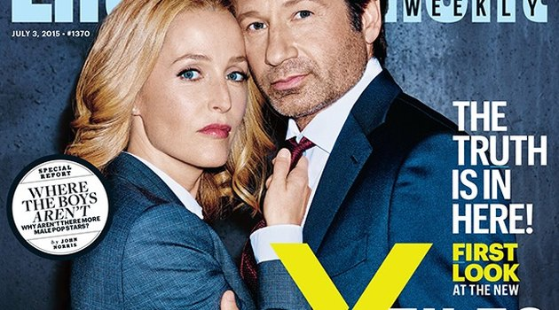 David Duchovny and Gillian Anderson new X-Files trailer