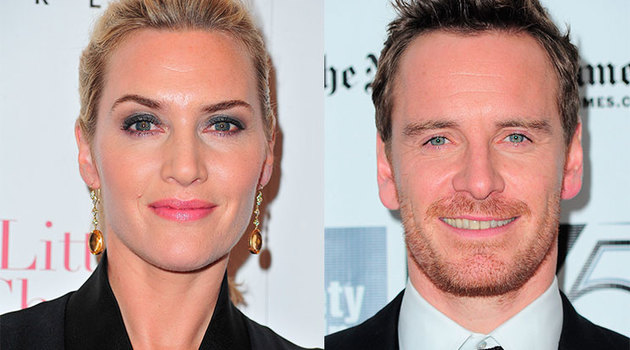 Michael Fassbender and Kate Winslet Steve Jobs trailer