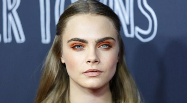 Cara Delevingne leaves the fashion world