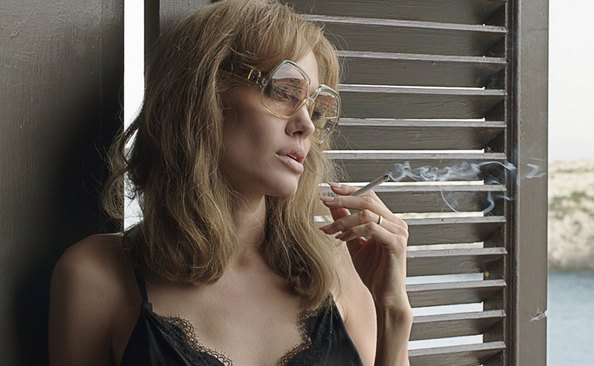 Angelina Jolie By The Sea new movie trailer
