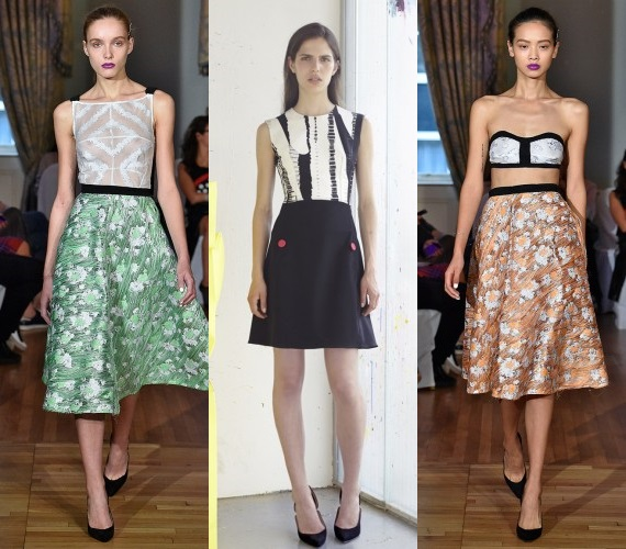 What skirts are in style in Summer 2016