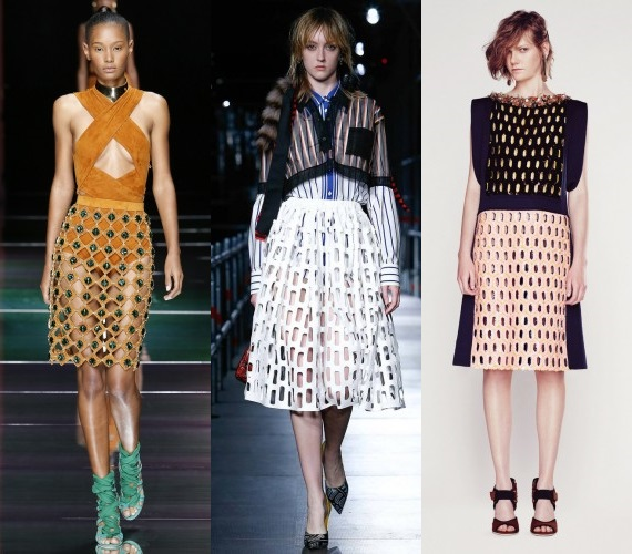 Elegant skirts designs
