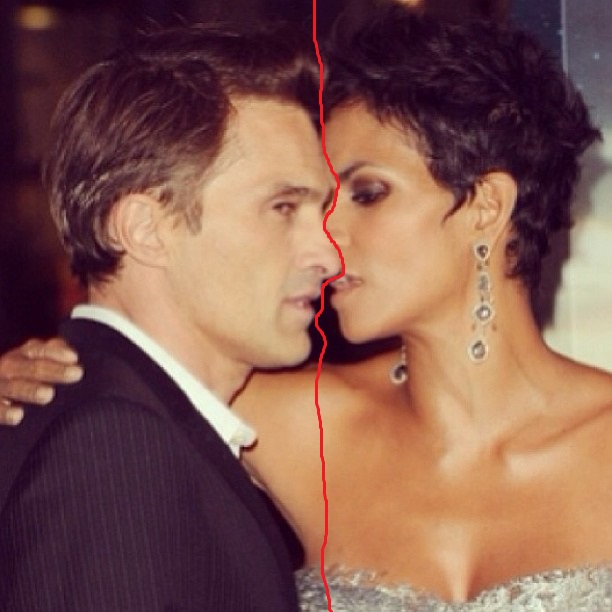 Halle Berry is divorcing with Olivier Martinez because of fights