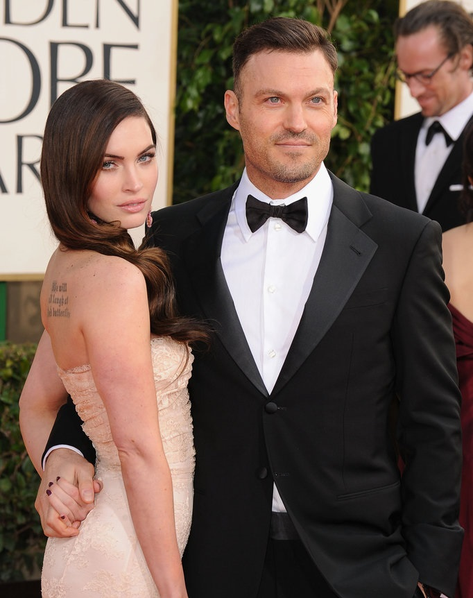 Megan Fox and Brian Austin Green divorce
