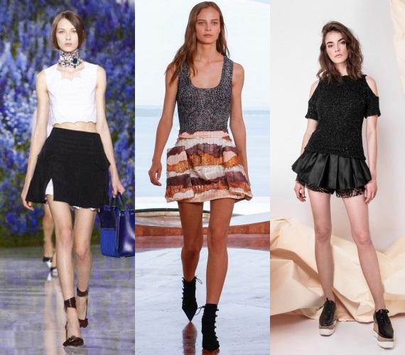 Skirt Fashion Trends Spring-Summer 2016 | Cinefog