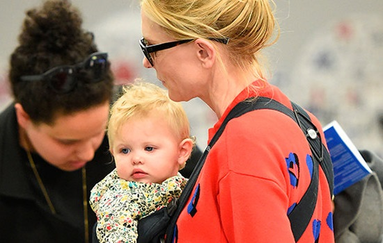 Cate Blanchett Has Shown Her Adoptive Daughter For The