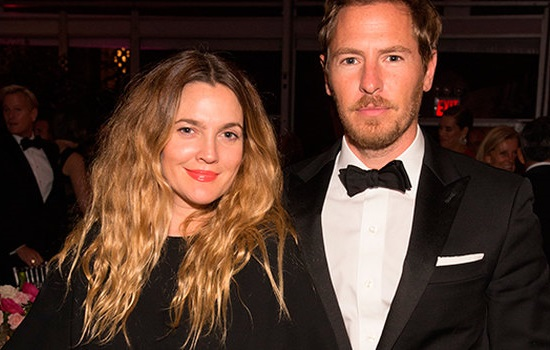 Drew Barrymore is divorcing her third husband ...