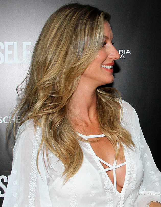 Gisele Bundchen new breasts