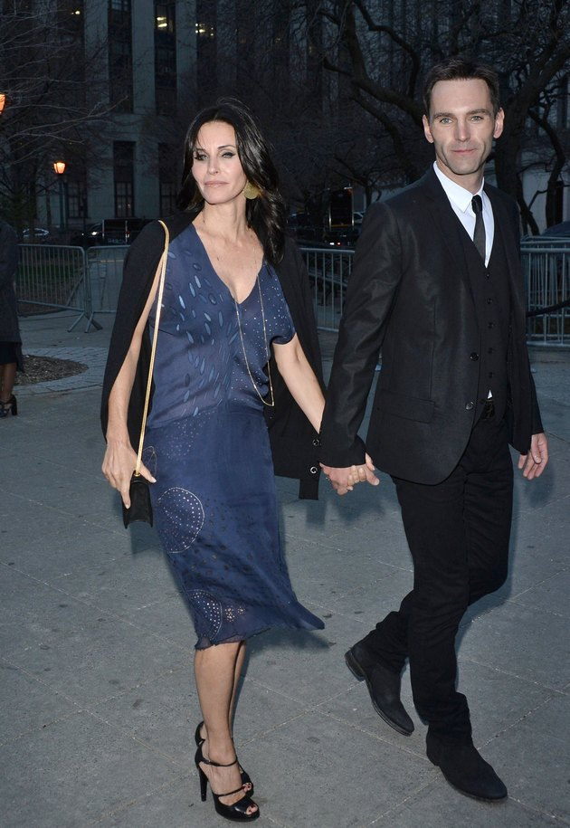 Courteney Cox broke up with Johnny McDaid