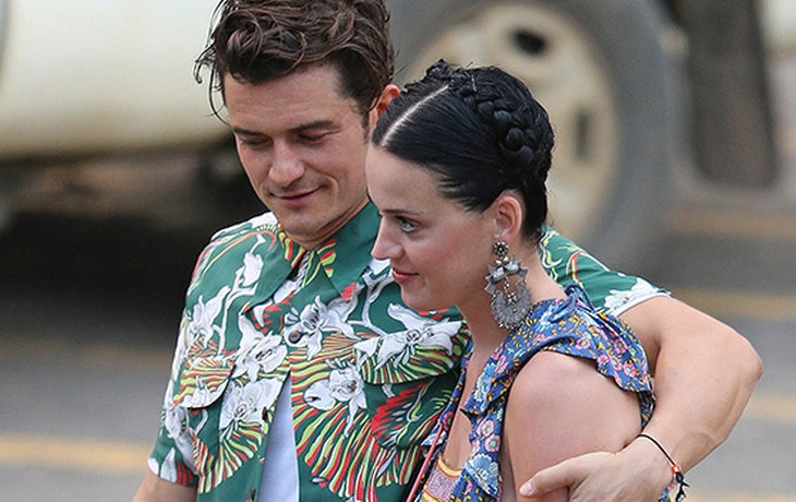 Fresh rumors: Orlando Bloom and Katy Perry are planning to ... кэти перри 2017