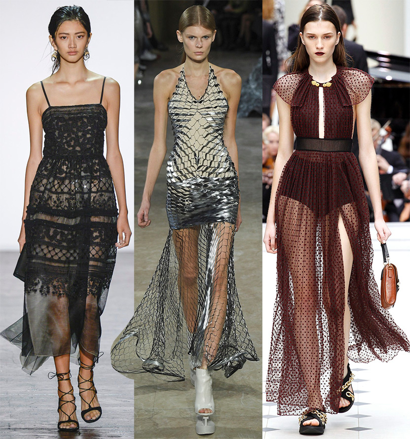 What are the dresses trends in summer 2016