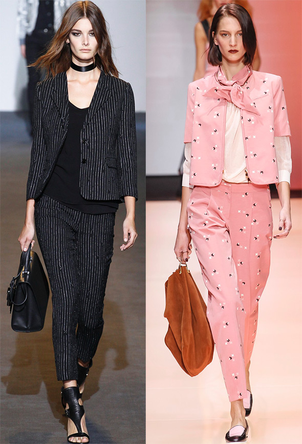 What are the blazers trends in Spring 2016